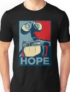 Trust in Wall-e  Unisex T-Shirt