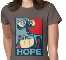 Trust in Wall-e  Womens Fitted T-Shirt