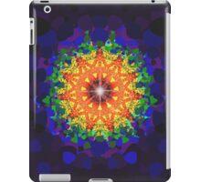 Trippy Psychedelic Rainbow Pattern iPad Case/Skin