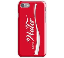 Drink Water iPhone Case/Skin