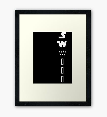 Star Wars: Episode VIII Framed Print