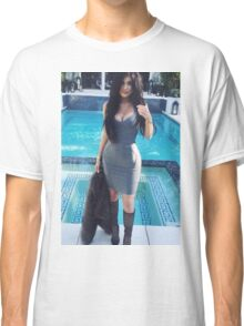 Kylie Jenner Poolside 2 Classic T-Shirt