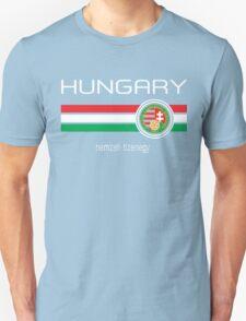 Euro 2016 - Hungary (Home Red) Unisex T-Shirt