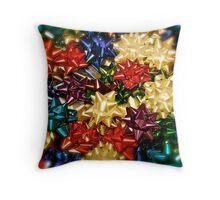 Putting up Christmas 10 Throw Pillow