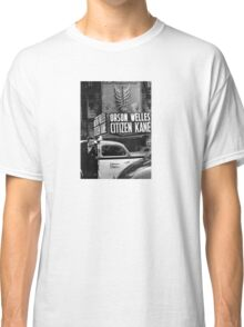 Orson Welles at Citizen Kane premier  Classic T-Shirt