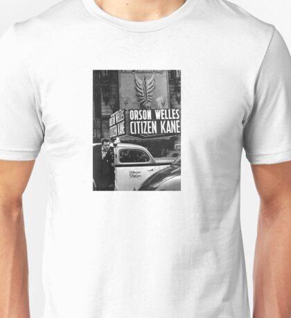 Orson Welles at Citizen Kane premier  Unisex T-Shirt