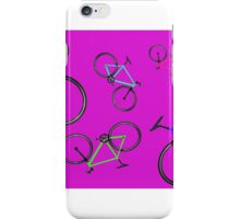 fixie salad iPhone Case/Skin
