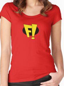 Freakazoid! Women's Fitted Scoop T-Shirt