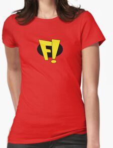 Freakazoid! Womens Fitted T-Shirt