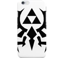 Zelda Tri Force iPhone Case/Skin