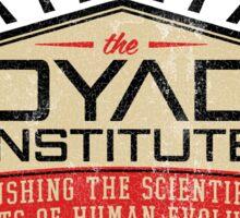 DYAD Institute Crest Sticker