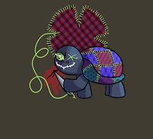Dark Patchy Tortoise Unisex T-Shirt