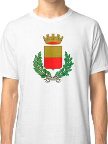 Coat of Arms of Naples, Italy  Classic T-Shirt
