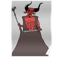 Legend devil Poster