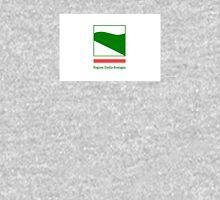 Flag of Emilia-Romagna Region of Italy Unisex T-Shirt