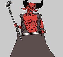 Legend devil by Logan81