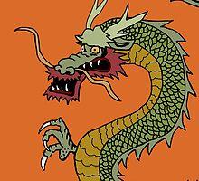 dragon by Logan81