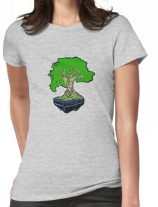 Bonsai Womens Fitted T-Shirt