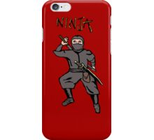 Ninja iPhone Case/Skin
