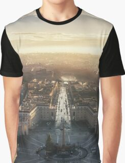 The Vatican City Graphic T-Shirt