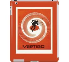Vertigo Film Poster - Edited  iPad Case/Skin