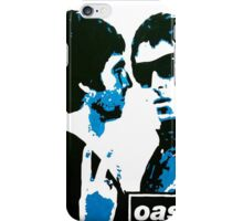 The Gallagher Brothers iPhone Case/Skin