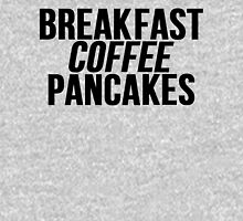 Breakfast Coffee Pancakes Unisex T-Shirt