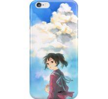 Chihiro - Spirited Away iPhone Case/Skin