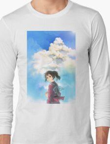 Chihiro - Spirited Away Long Sleeve T-Shirt