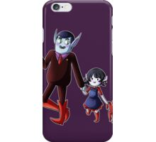 Father and Daughter Time iPhone Case/Skin