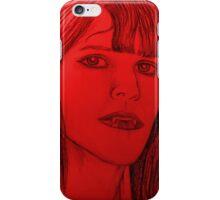 Vampire Love  iPhone Case/Skin