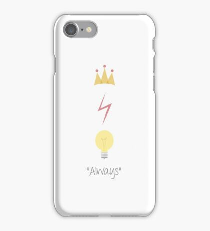 The Golden Trio iPhone Case/Skin