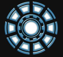 Arc Reactor by boom-art
