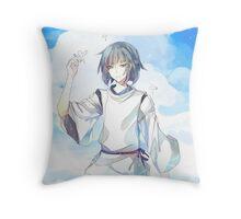Haku - Spirited Away Throw Pillow