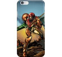 Armored Maiden: The Hunter iPhone Case/Skin