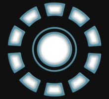 Arc Reactor One Piece - Short Sleeve