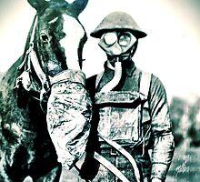 War Horse by HTwist