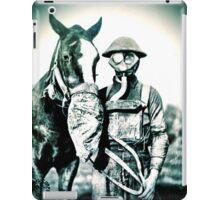 War Horse iPad Case/Skin