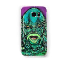 The Creature Lives Samsung Galaxy Case/Skin