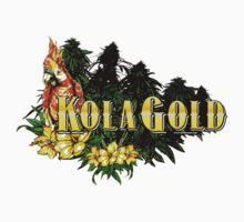 Kola Gold by kushcoast