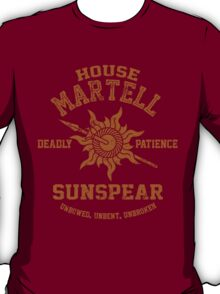 Team Martell (Gold) T-Shirt