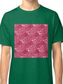 Romantic Art Hearts Classic T-Shirt