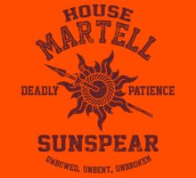 Team Martell (Red) Kids Clothes