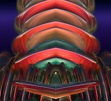 Crystal Highrise by barrowda