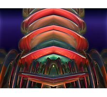 Crystal Highrise Photographic Print