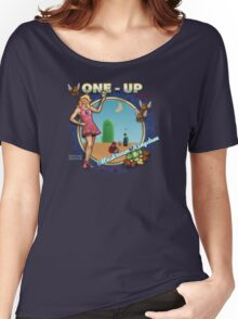 Mushroom Kingdom Women's Relaxed Fit T-Shirt