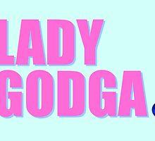 LADY GODGA by TonyJoShawn
