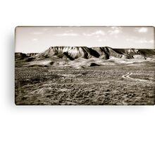 Colorado Mesa Canvas Print