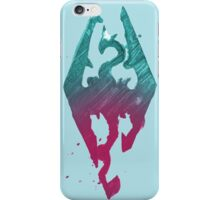 imperial (pastel) iPhone Case/Skin