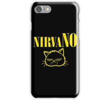 NirvaNO iPhone Case/Skin